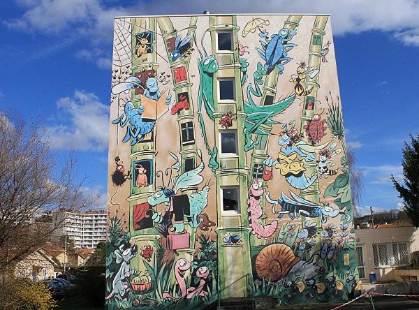 fresque Angoulême 34