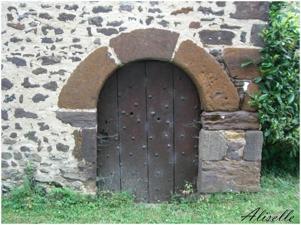 Une petite porte...