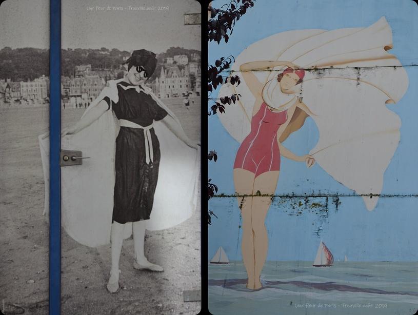 Trouville : Affiches de Raymond SAVIGNAC et vieilles photos ...