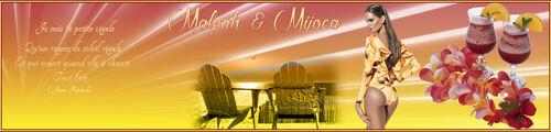 Banières Maleah & Mijoca suite 2