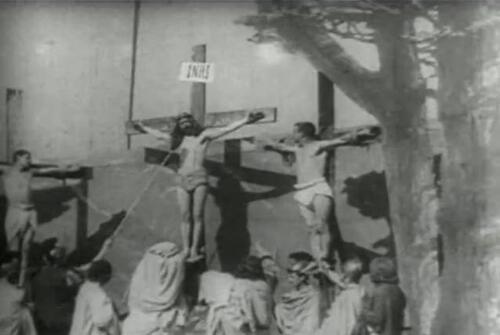 La vie et la passion de Jésus-Christ(1898)