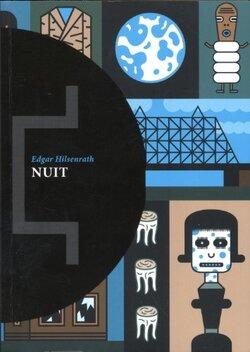 Nuit - Edgar Hilsenrath - Attila (2012), Le Tripode (2014)