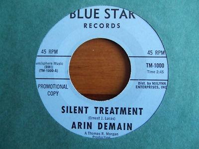 ARIN DEMAIN - silent treatment