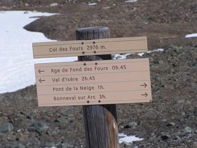 Col des Fours
