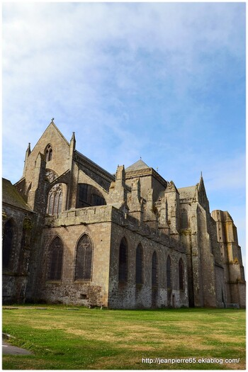 2013.08.11 Dol de Bretagne/Bec d'Andaine (Bretagne/Basse-Normandie)
