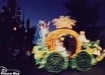 Souvenirs de parades à Disneyland Paris