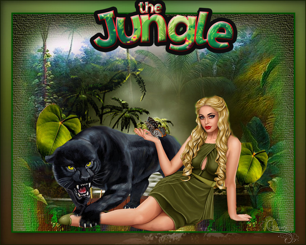 Défi 66: La jungle