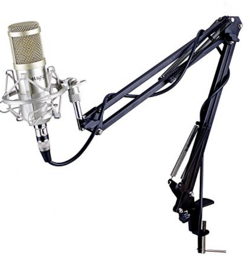 Mugig Set Microphone à Condensateur