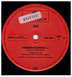 16K. - Finders Keepers