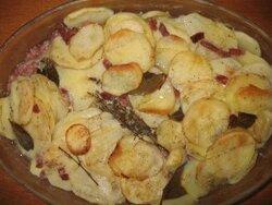 gratin boulangère