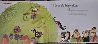 Parlotte de Marie Desbons et Elodie Perraud éd. Les messages bilboquet