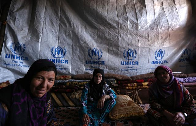 Le nombre de déplacés dans le monde atteint un record