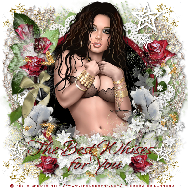 "Tutoriel ""The Best Wishes For You"" de Zisca Design"