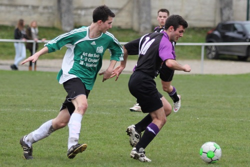EFDE - FC LA BALME NORD ISERE