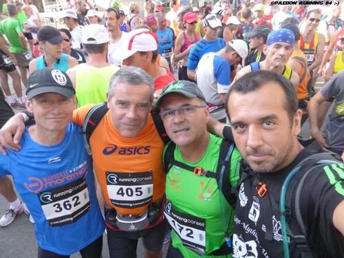 Semi-marathon Ventoux 2013