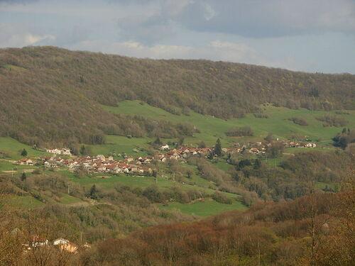 L'Ain - Cleyzieu