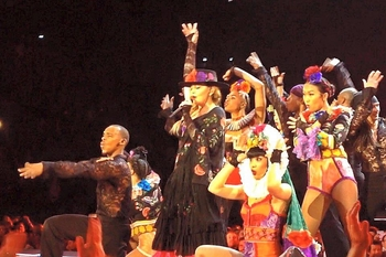 Rebel Heart Tour - 2015 12 09 Paris (17)