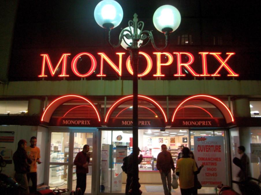 nea Monoprix Vannes