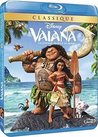 [Test Blu-ray] Vaiana : La Légende du bout du monde