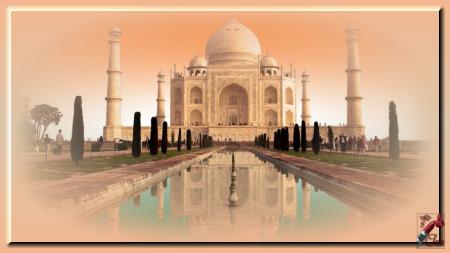 MO0006 - Tube Taj Mahal