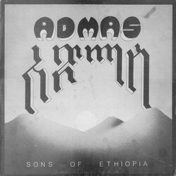 Admas - Sons Of Ethiopia - Complete LP