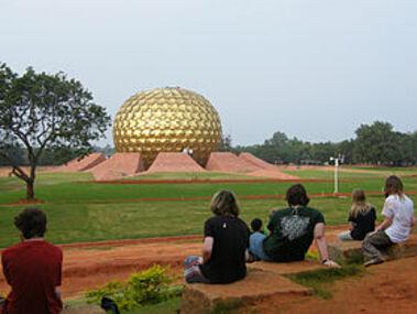 Auroville, la ville dont la terre a besoin
