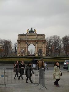 Paris : Jour 3 (première partie)