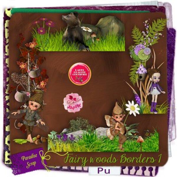 Fairy woods de Desclics