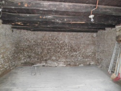 Démolition murs et plafonds,été 2012, partie 2