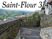 Saint Flour : cantal (15 )