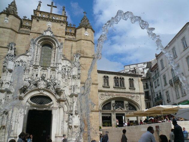 Près de Coimbra au Portugal