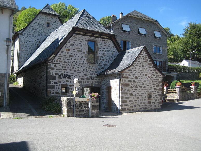 Mairie de Saint-Jacques-des-Blats
