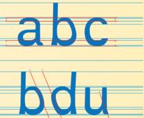 Les polices « dys » n'aident pas les dyslexiques : Affirmation ou interrogation ?