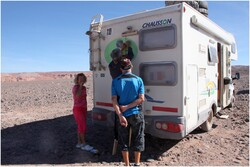 San Pedro de Atacama du 8 au 14 mai