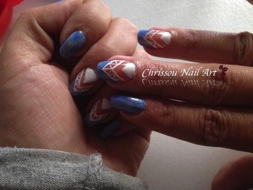 Nail Art .... raté!!!
