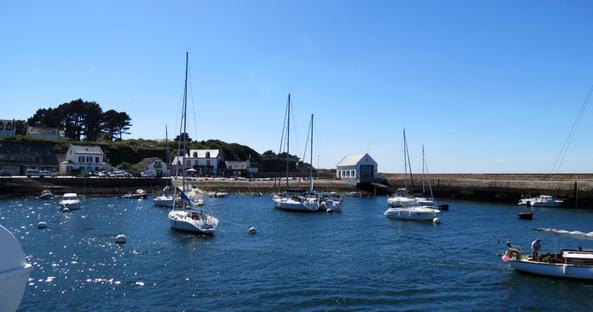 Escapade iodée à l'Île de Groix (Morbihan)