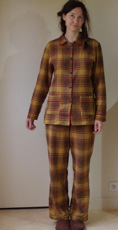 Dessine-moi un pyjama