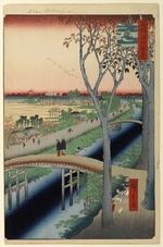 De Kameido à Asakusa