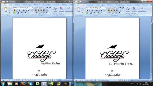Claddagh : Développement !