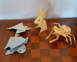 Origamitiere