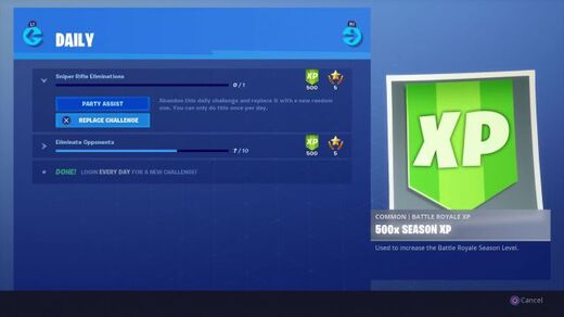 How to level up fast in Fortnite ?