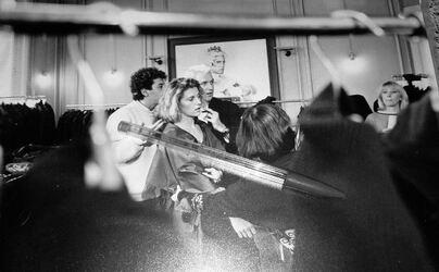 Jean-Paul Gaultier et Sheila, 1984/1985