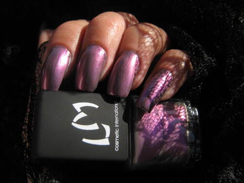Swatch : Lm Cosmetic - lanai - n° 221