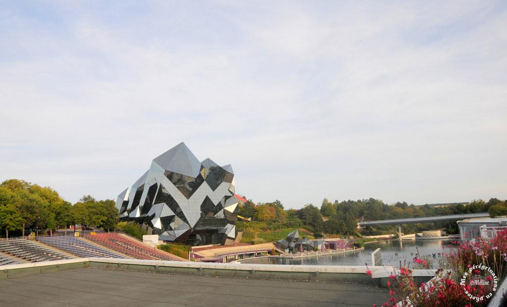 Visite du Parc du Futuroscope (10) Mes vacances avec mon amie Noisette en septembre 2012 !