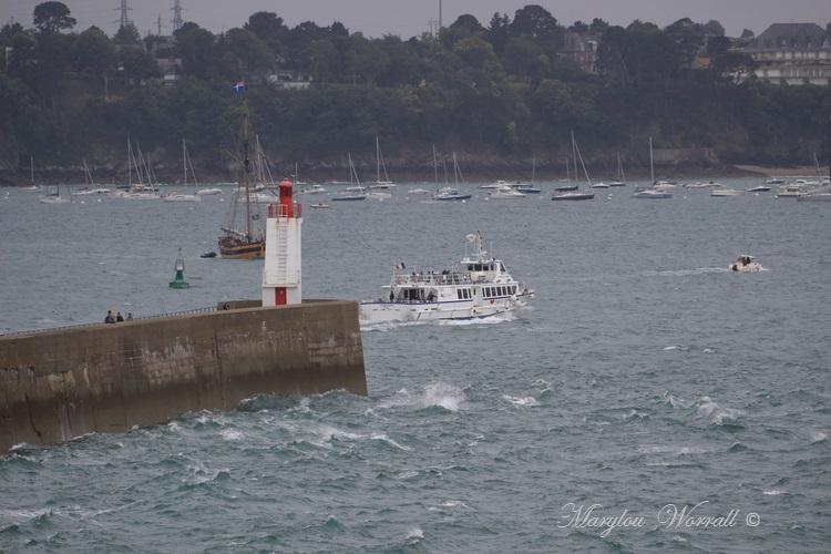 Bretagne : Saint-Malo, Phares et Balises