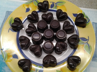 Blog de chacha : Les desserts de Chacha, Pralines et truffes