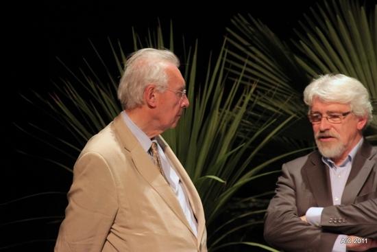 Alain Hoccart et Philippe Delstanche
