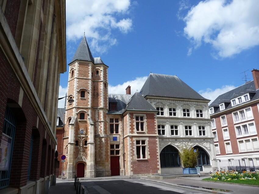Amiens. Centre ville