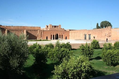 7. D'Agadir à Marrakech