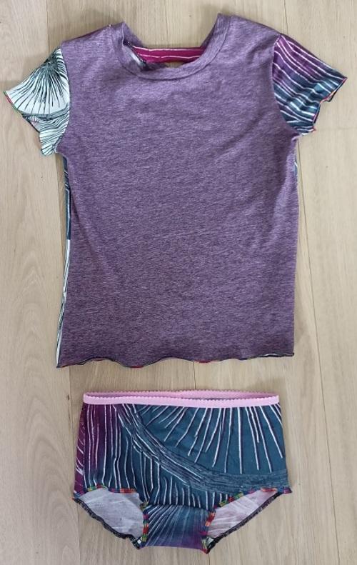 Un tee shirt pour étoffer la garde robe d'été
